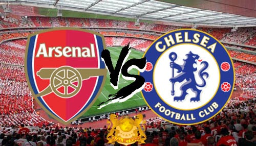 """Arsenal vs Chelsea"""