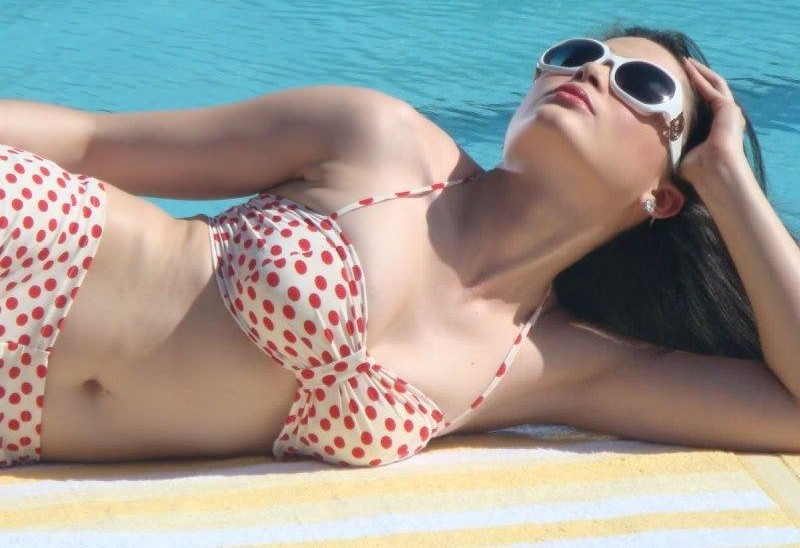 kristine hermosa sexy bikini photos 02