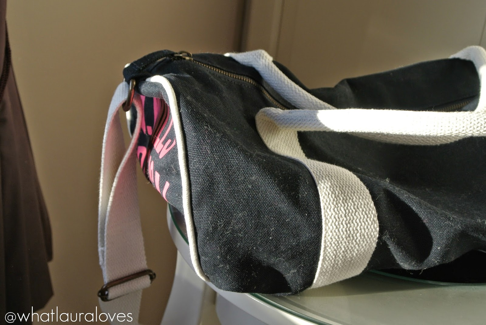 Jack Wills Gym Duffel Duffle Bag