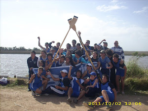 PLANTEL CLUB COLONIA ROWING CAMPEON 2011