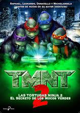 Las tortugas ninja 2 : El secreto de los mocos verdes (1991)