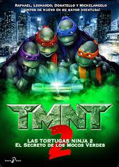 Las tortugas ninja 2 (1991) [Latino]