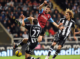 PREDIKSI SKOR NEWCASTLE UNITED VS ASTON VILLA