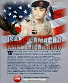 Isaac Camacho - An American Hero, the Book