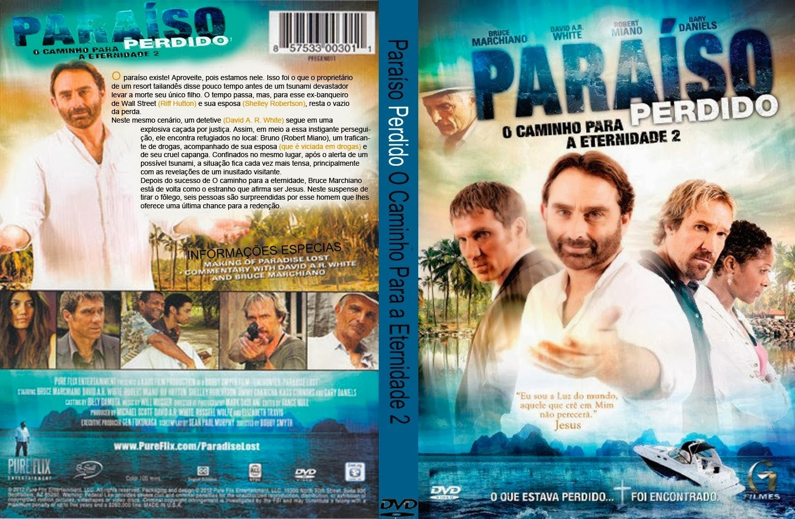 FILMES ONLINE: PARAÍSO PERDIDO O CAMINHO PARA A ETERNIDADE 2