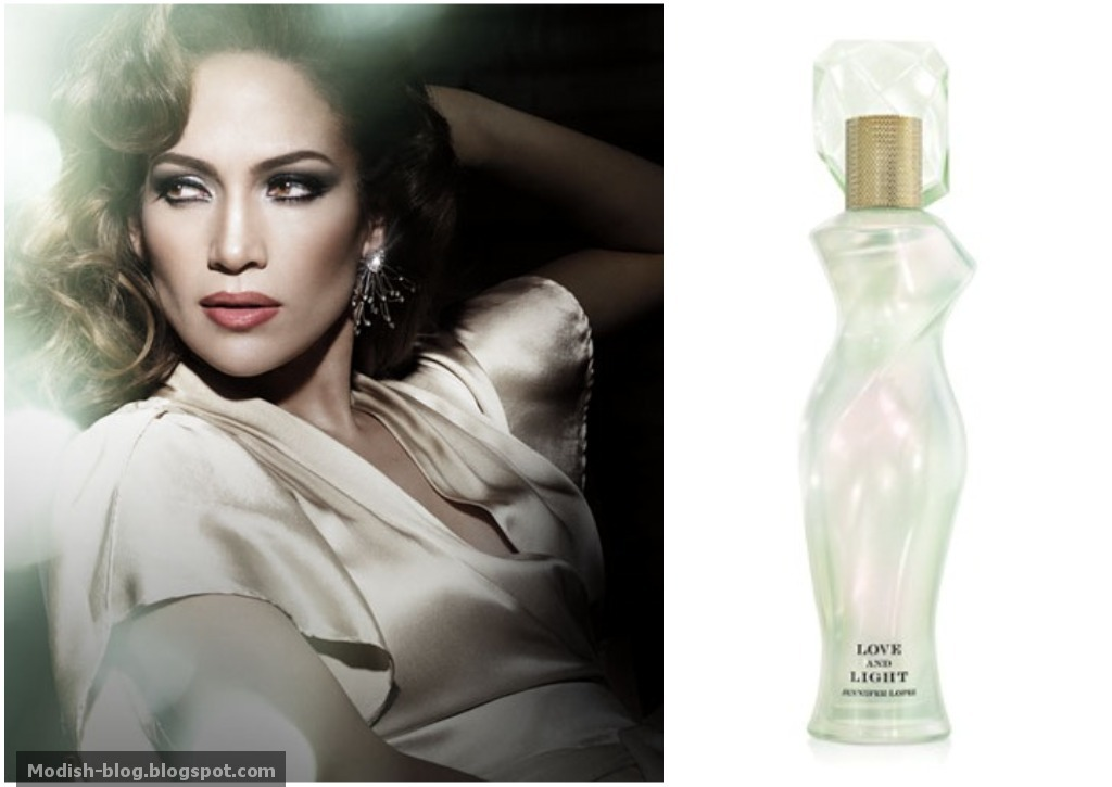 Love and light perfum jennifer lopez