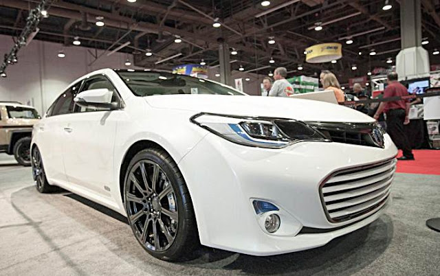 2017 Toyota Avalon Changes
