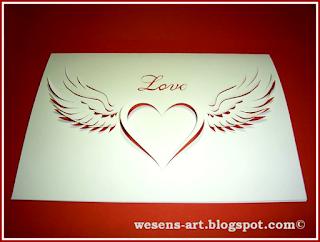 FlyingHeartCard wesens-art.blogspot.com