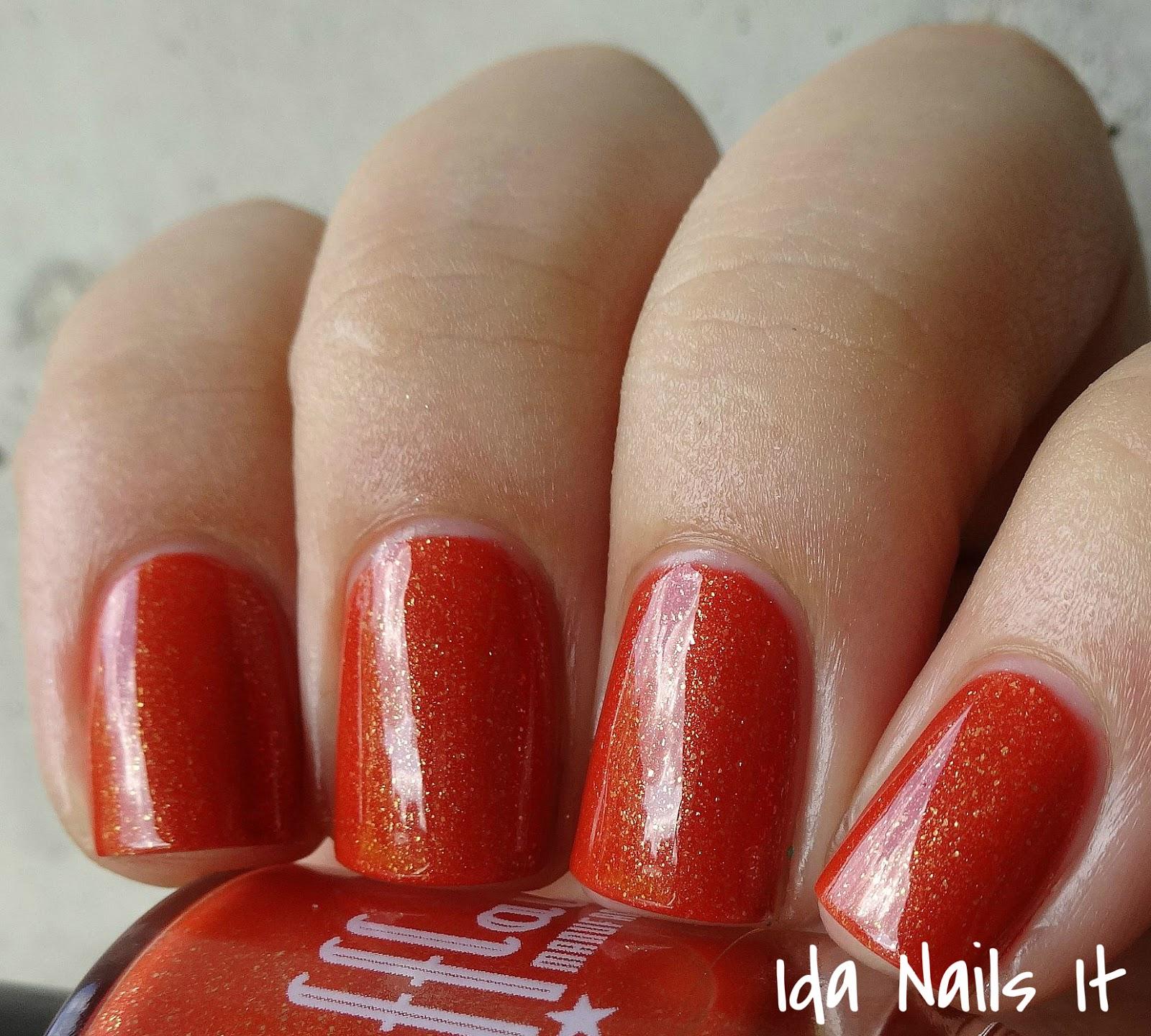 Ida Nails It: Scofflaw Nail Varnish Fall/Autumn 2015 Collection ...