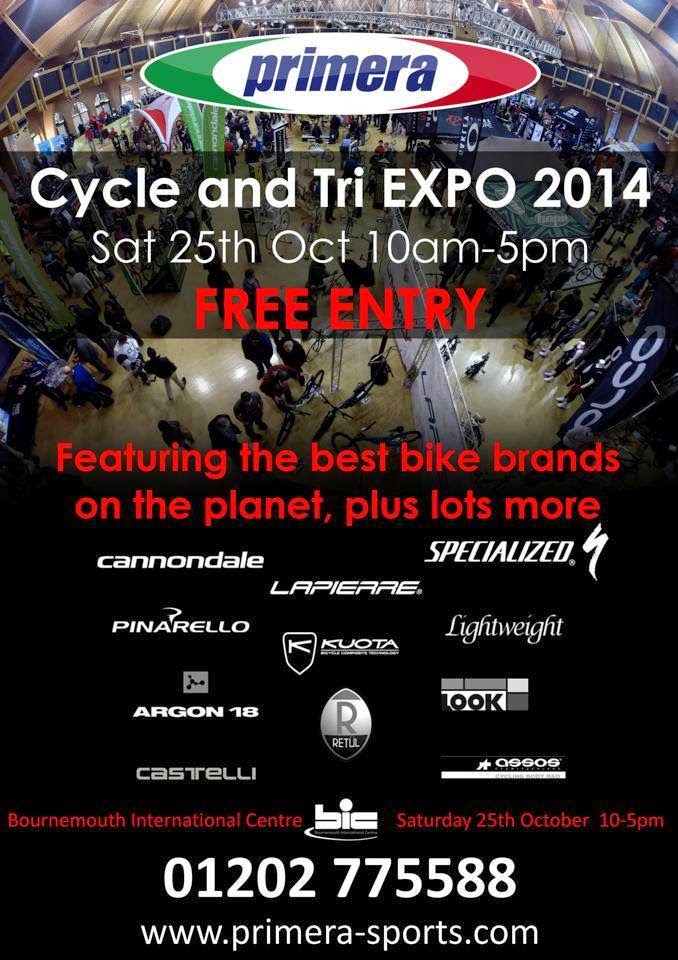 Primera Cycle & Tri Expo 2014