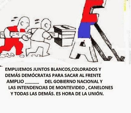 POR UN FRENTE DEMOCRÁTICO SIN EXCLUSIONES