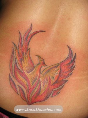 Phoenix Tattoo- Meaning and Designs