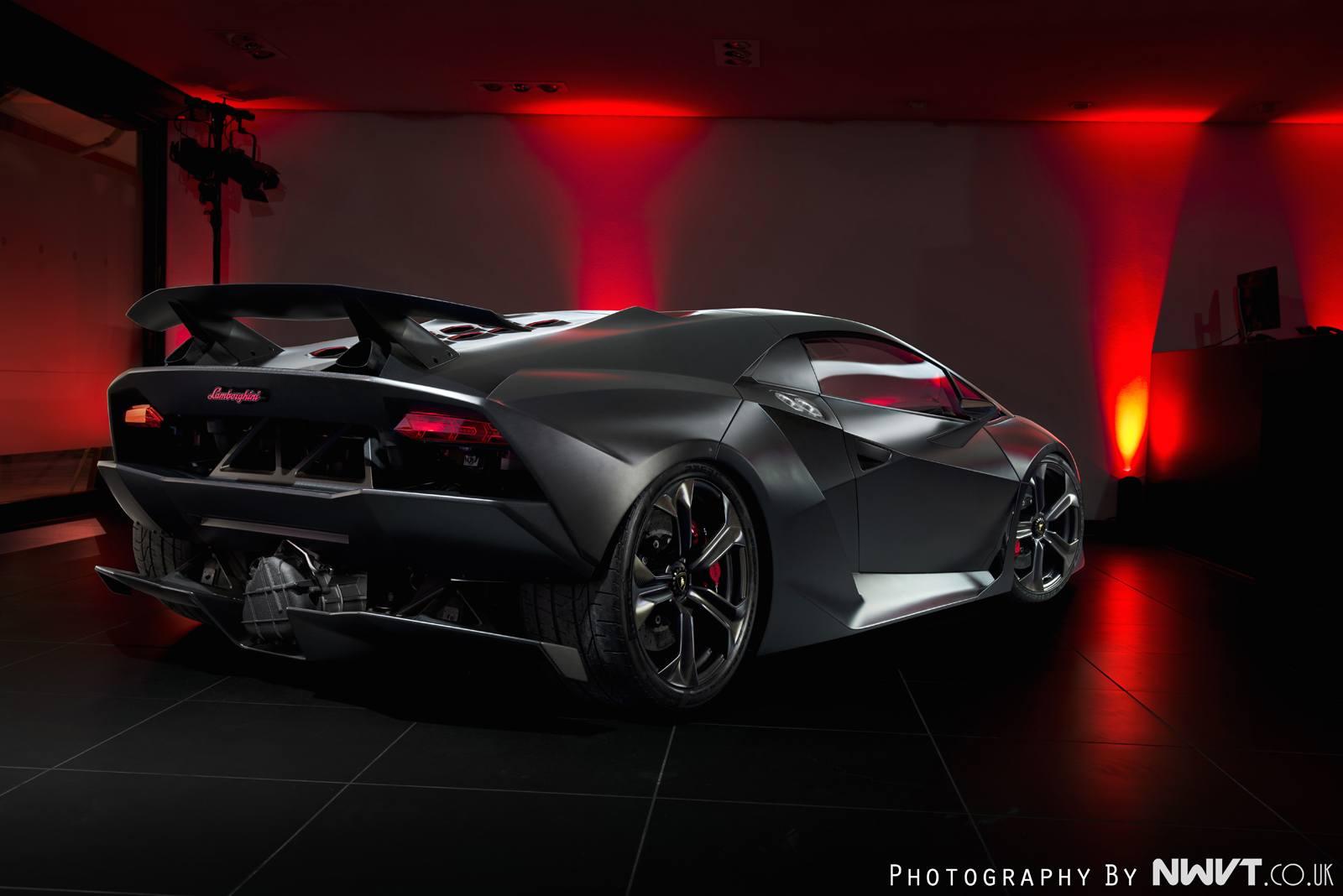 Lamborghini Sesto Elemento | Exclusive velocity - AutoMiddleEast.com