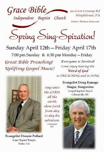 4-17 Spring Sing-Spiration