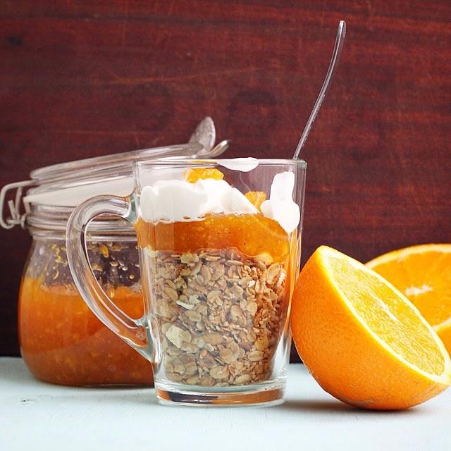 Тыквенно-апельсиновый джем