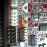 K7N420Proのケミコン交換5