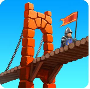 Bridge Constructor Medieval v1.2 Mod