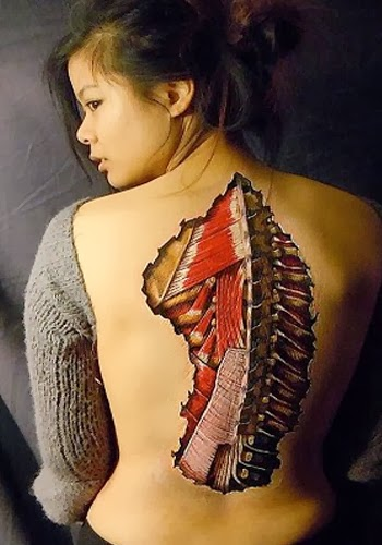 Women Body Art