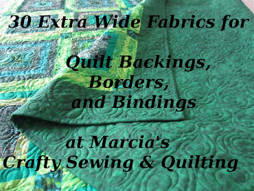 30 EXTRA Wide Backing Fabrics!