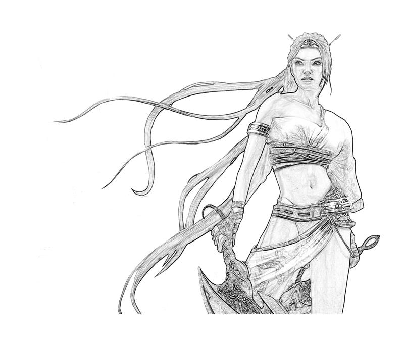 heavenly-sword-nariko-character-coloring-pages