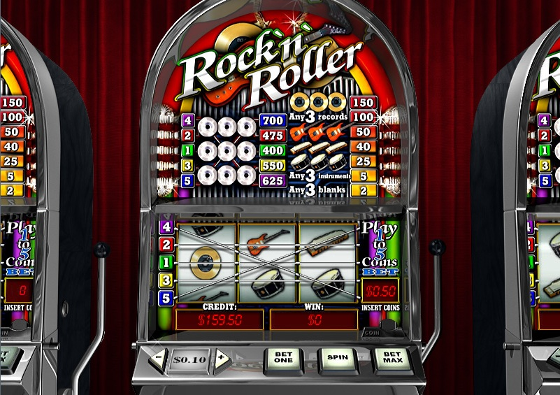 Play Rockn Roller Slots Online at Casino.com Canada