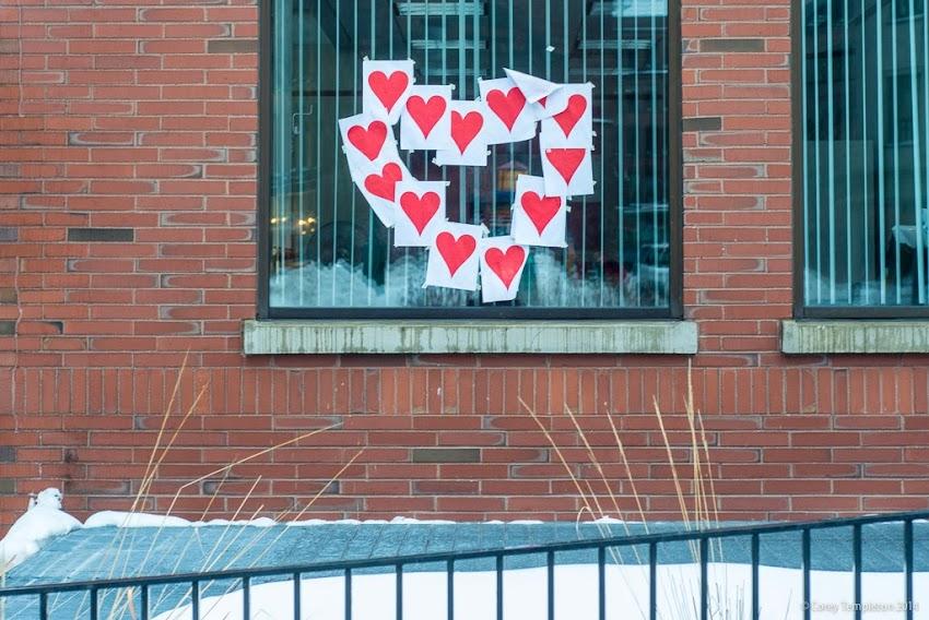 Portland, Maine Valentine's Bandit Phantom Hearts photo by Corey Templeton
