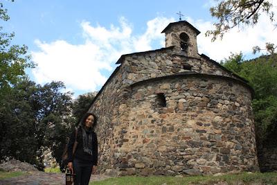 Sant Andreu chapel in Andorra La Vella