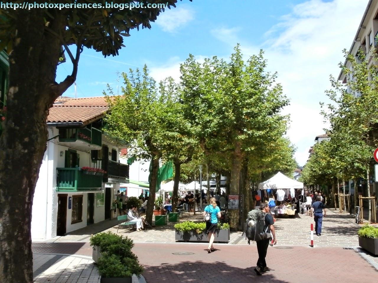 Calle San Pedro en el Barrio de la Marina