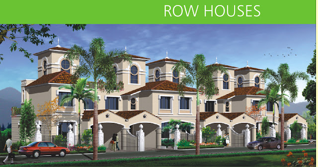 Row Houses in Pune