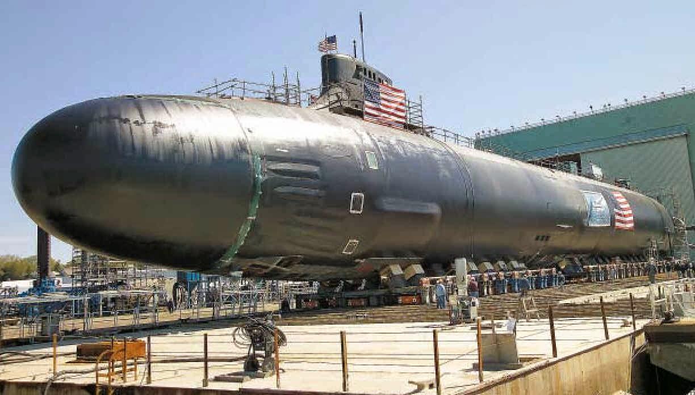 kapal selam seawolf class