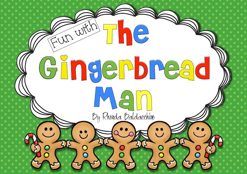 And that was the end of the Gingerbread Man!!