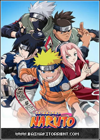 Capa Download Naruto 1ª a 9ª Temporada Dublado   HDTV/MKV Torrent Baixaki Download