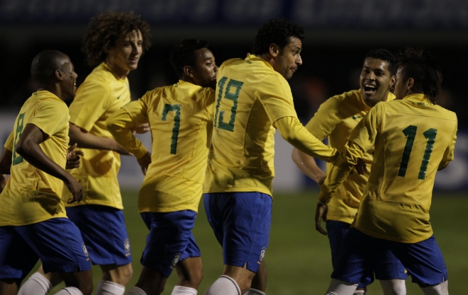 Dormant Brazil side are finally waking up