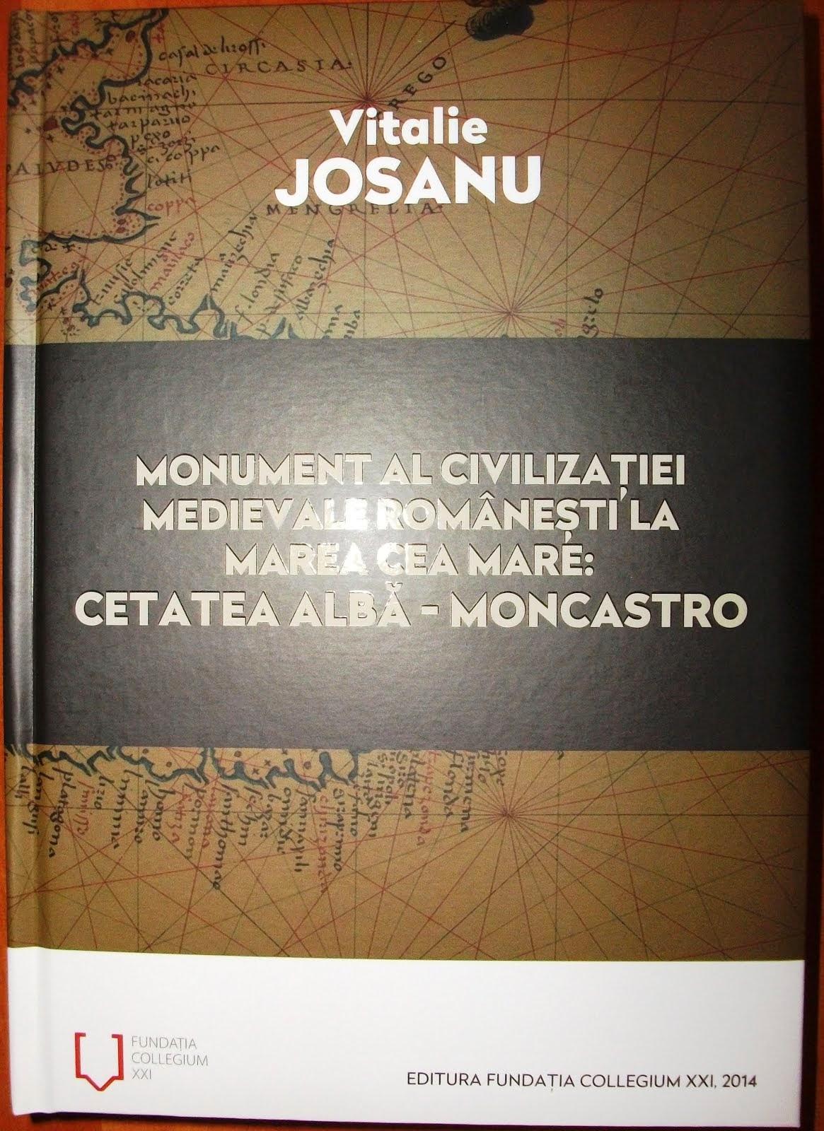 Lansare de carte: Vitalie Josanu - Cetatea Albă, 13.02.2015....
