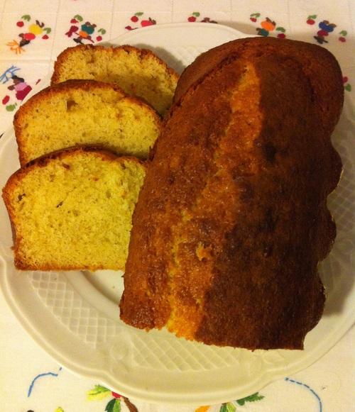 Cake Vanille Sophie Dudemaine