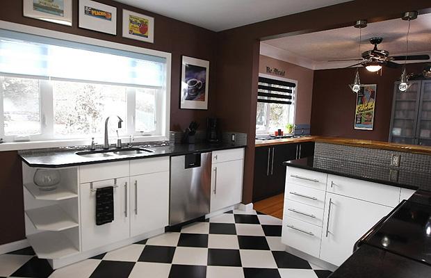 decoracao piso branco : decoracao piso branco:Veja no nosso painel Cozinhas, no Pinterest , estas e outras ideias
