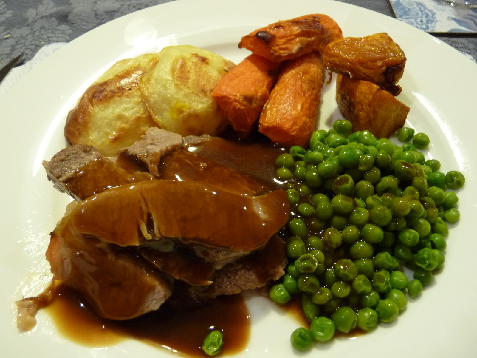 Other meals this week included - Monday: Roast lamb and vegetables ...