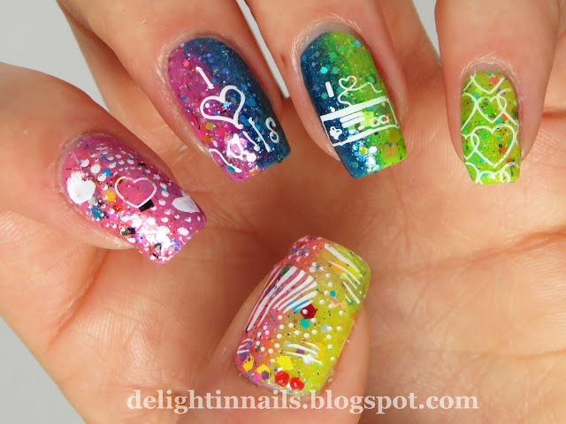 Delight In Nails 40 Great Nail Art Ideas Hobbies