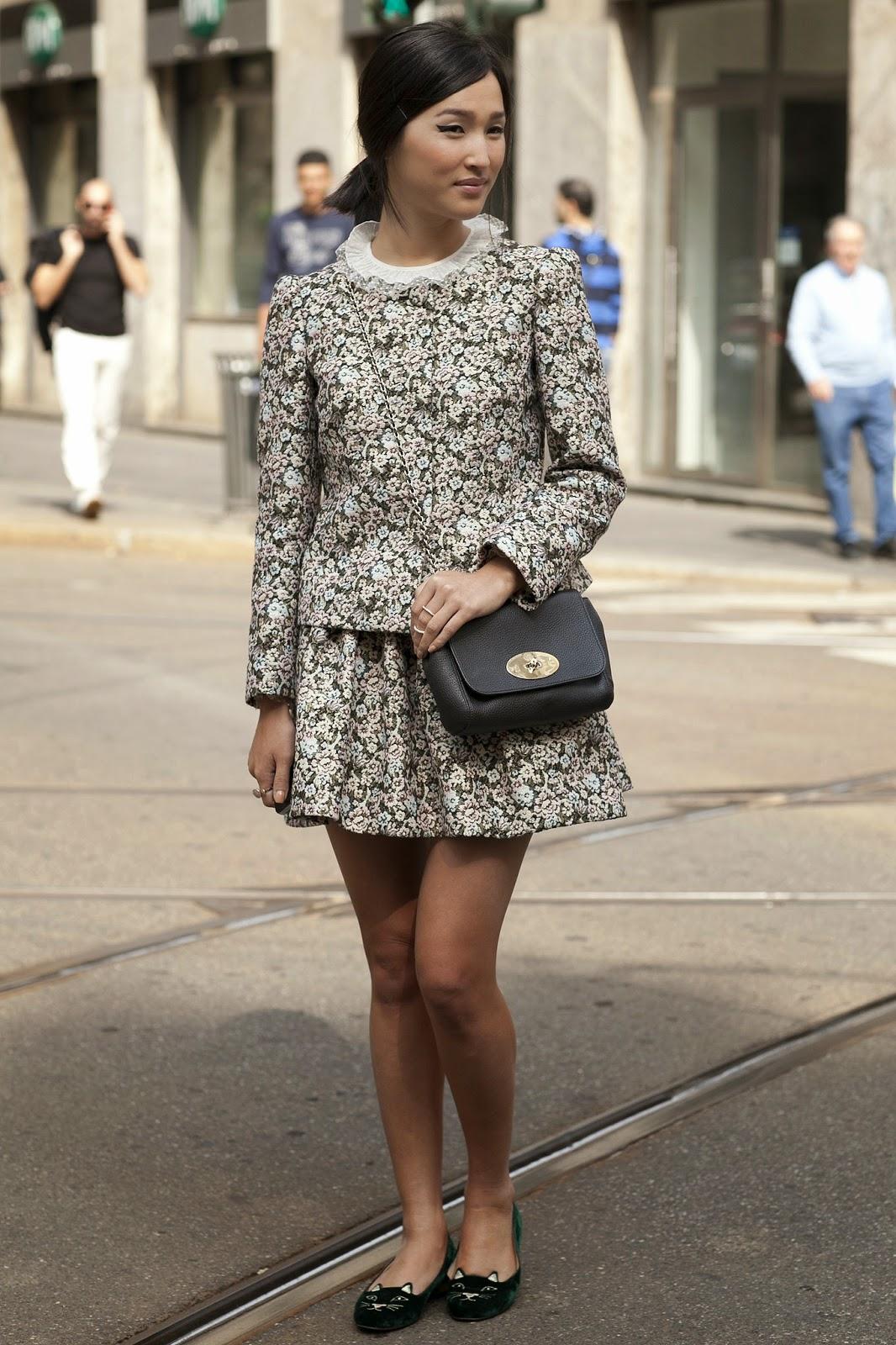 10 Style Fashion Wanita Yang Sesuai Dengan Kepribadian