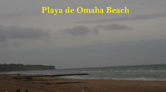 NORMANDIA 6º VIDEO Omaha Beach-Punta de Hoc
