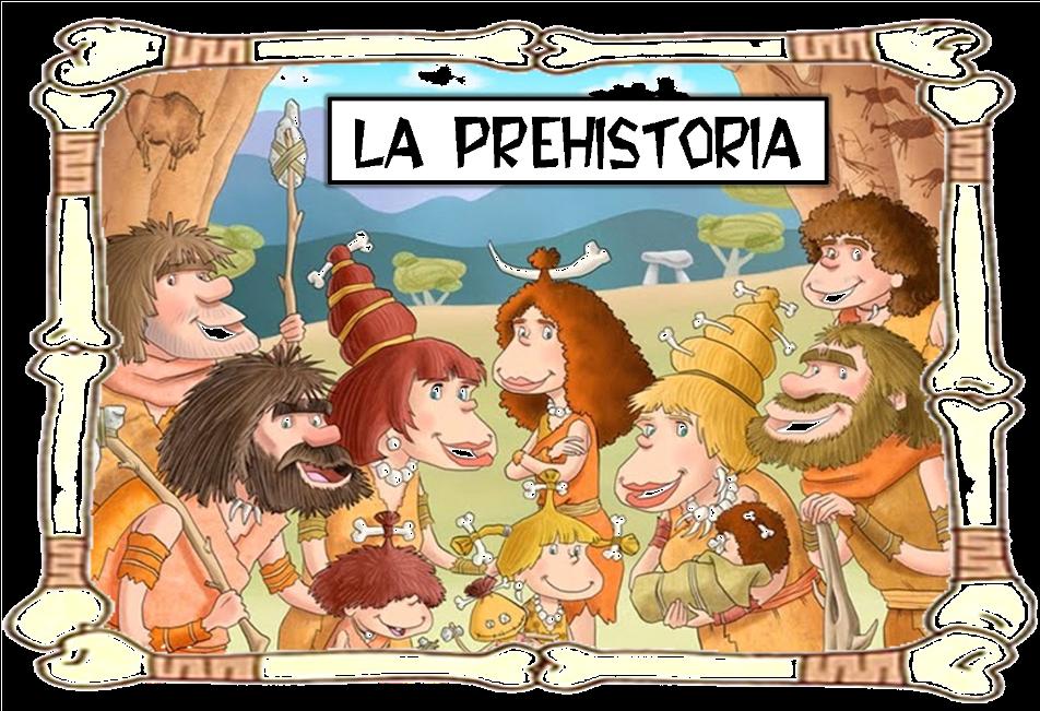 "PROYECTO ""LA PREHISTORIA"""