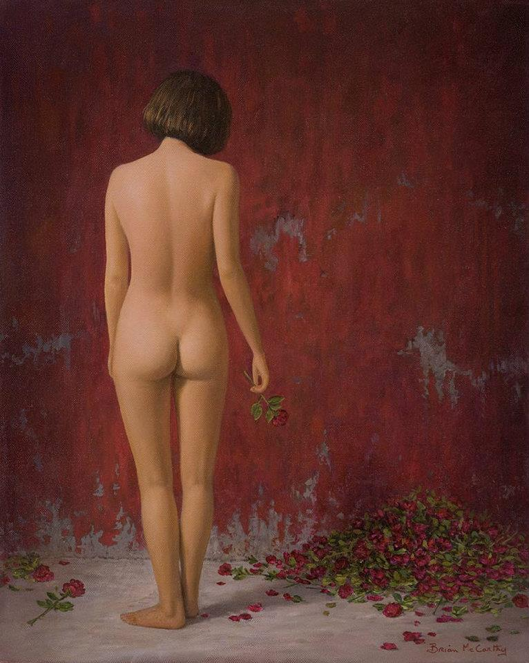 Brian McCarthy 1960 | Irish Realist painter