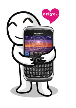eciye, blackberry lover
