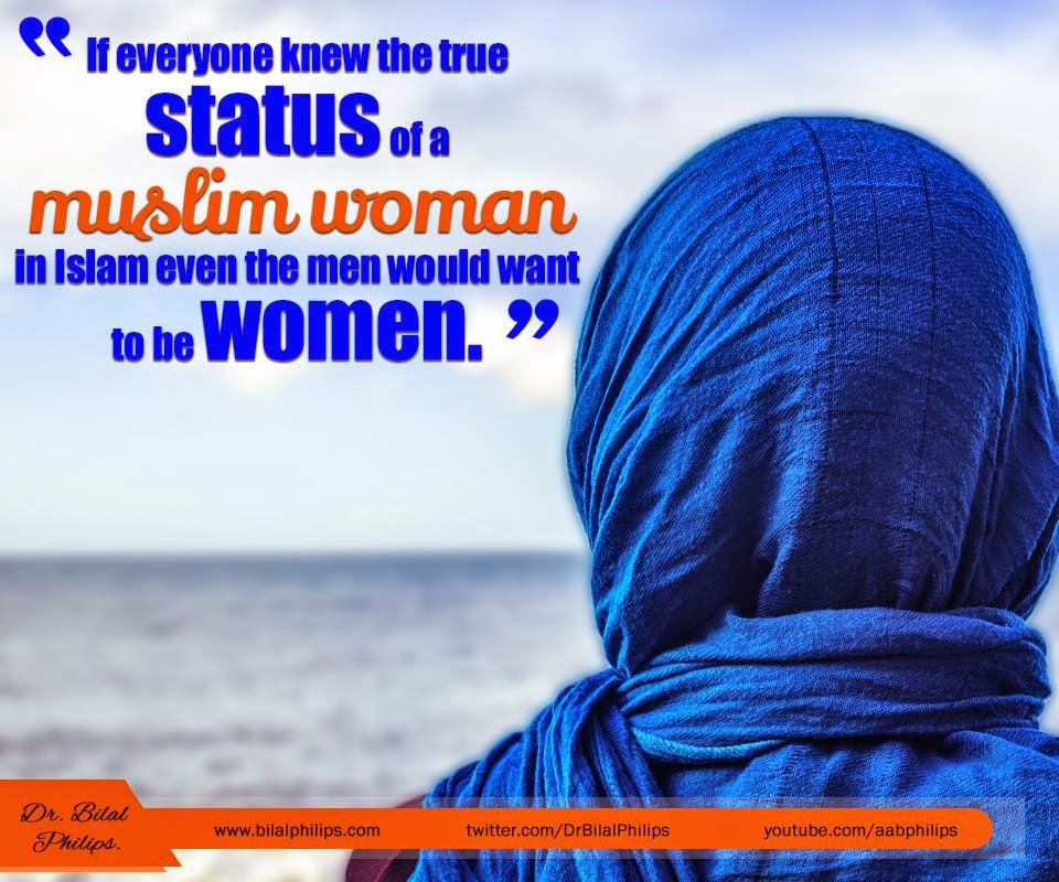 position of women in islam