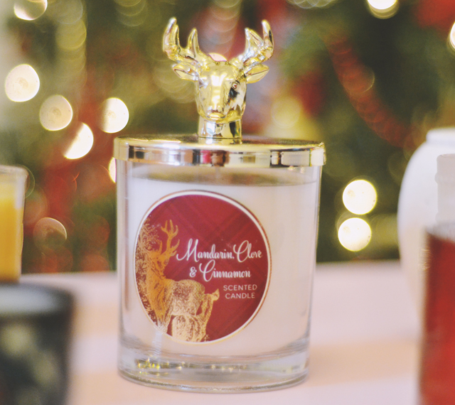 Marks & Spencer Mandarin, Clove and Cinnamon Candle Review