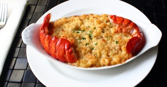 Food Wishes Video Recipes: Lobster Mac and Cheese – Only Looks Hard