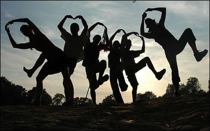 Team building activities for teen