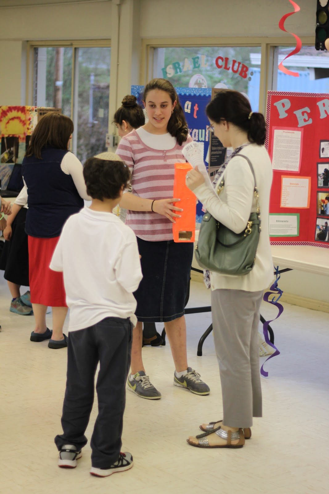 Students Shine at Science Expo