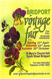 Bridport Vintage Fair