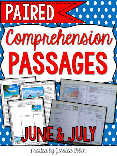 https://www.teacherspayteachers.com/Product/Paired-Passages-June-and-July-1856021